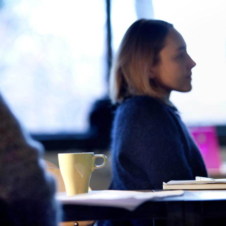 Café admin