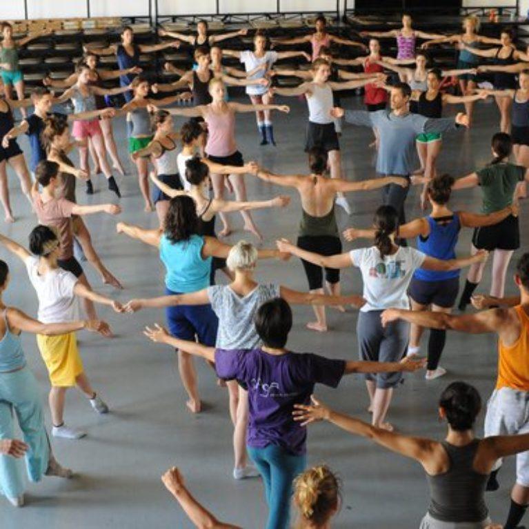 Atelier d'automne Gaga/Dancers
